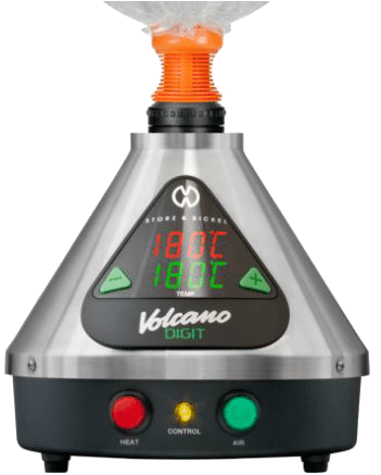 Volcano Vaporizer Front View